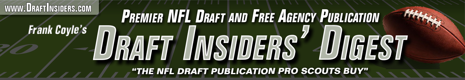 Draft Insiders Digest