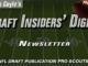 Draft Insiders-Newsletter