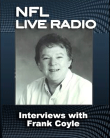 NFL Live Radio with Frank Coyle