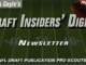 Draft Insiders-Newsletter